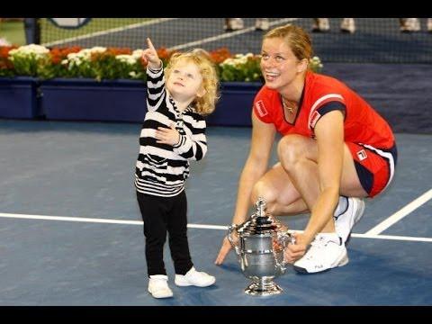 WTA 40 LOVE Story presented by Xerox   Episode 9: 2012 - Kim Clijsters Comeback & Motherhood