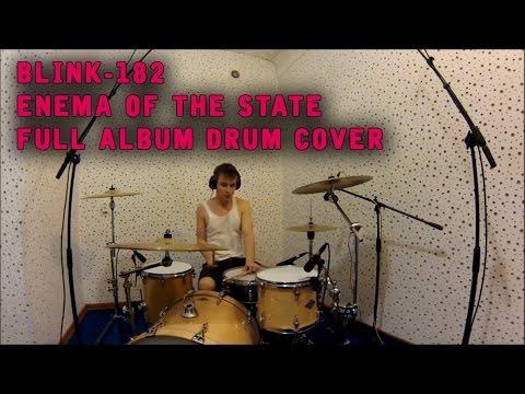 BLINK182 ENEMA OF THE STATE FULL ALBUM DRUM