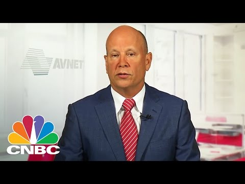Avnet CEO: The World's Tech Supermarket | Mad Money | CNBC