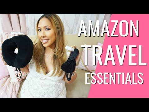 Amazon Travel Essentials