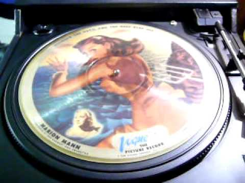 Between The Devil & The Deep Blue Sea - Marion Mann (Vogue Picture Record)