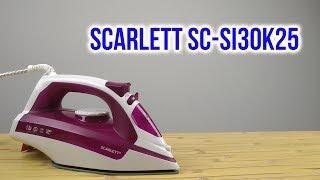 Розпакування SCARLETT SC-SI30K25