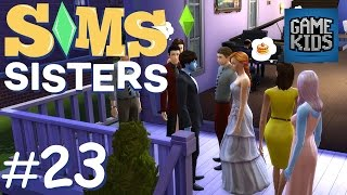 The Blue Wedding - Sims Sisters Episode 23