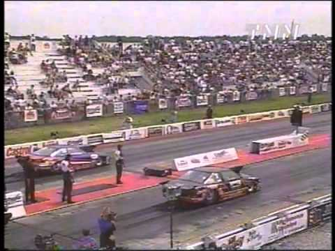 2000 IHRA Mopar Parts Canadian Nationals presented by Castrol