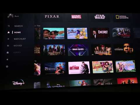 FIRST LOOK: HOW TO ADD TO YOUR DISNEY+ WATCH LIST