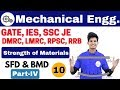 10 PM  Mechanical By Neeraj Sir  Day #10  SFD & BMD  Part-IV