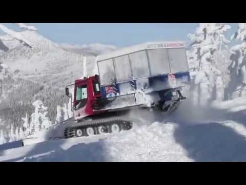 Cat Skiing Idaho Selkirk Mountains with Selkirk Powder Giudes