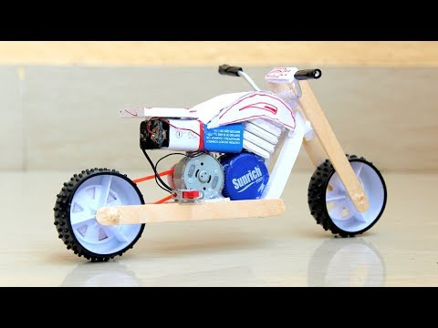 Awesome DIY bike - How to make thumbnail
