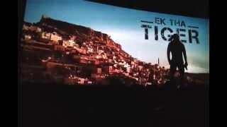 Salman Khan's Entry in Ek Tha Tiger