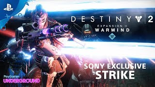 "Destiny 2: Warmind Gameplay: Sony Exclusive Strike ""Insight Terminus"" 