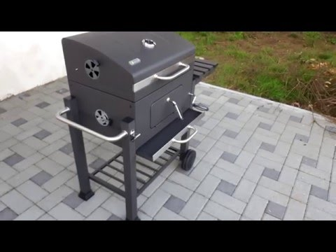 Tepro 1061 Holzkohlegrill Toronto Auf Rollwagen : ▷▷ 】mayer barbecue brenna holzkohlegrill mhg basic