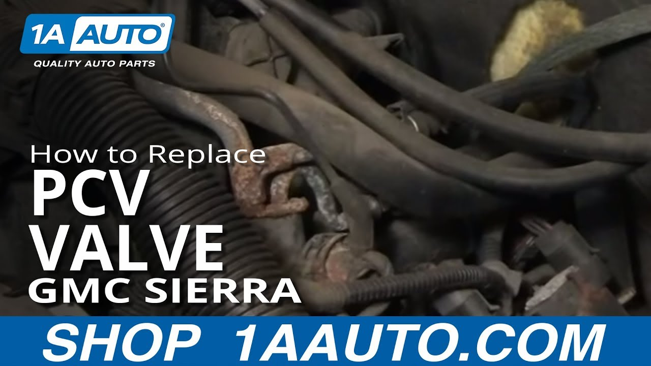 hight resolution of how to replace pcv valve 2000 03 6 0l gm chevy silverado sierra 2500hd 3500hd