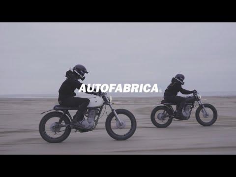 Fine Tune: The evolution of Auto Fabrica's Yamaha SR500
