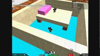 Bradderz's Roblox tutorial on how to make a doubble beb