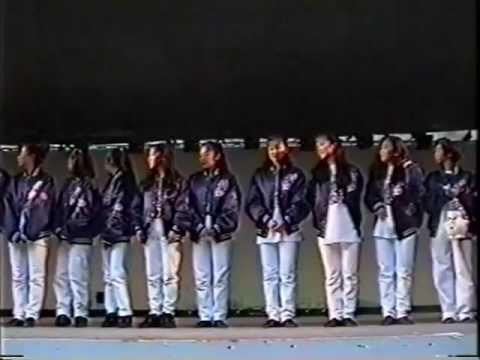 南青山少女歌劇団 93年TBS Livecal イベント風景