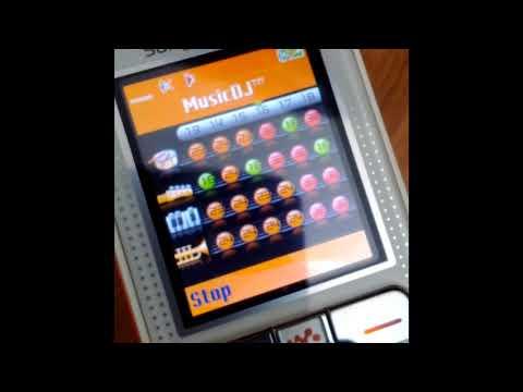 MusicDJ on Sony W800i