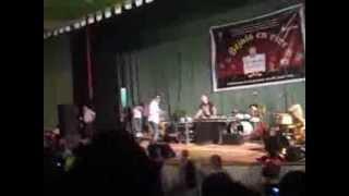 Concert De L'algerino A Béjaia Algerie 20/08/2013