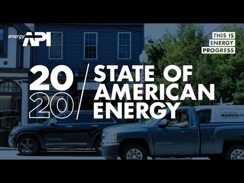 State Of American Energy 2020