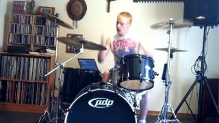 Neck Deep - Up In Smoke (Drum Cover)