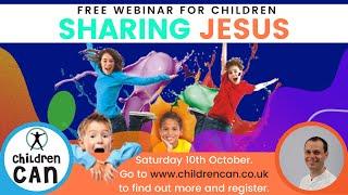 Sharing Jesus Webinar