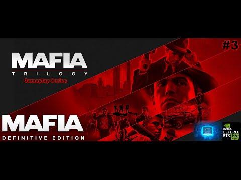 Mafia - Definitive Edition (Mafia Trilogy) #3 [Molotov Party] Full Gameplay |