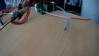 Dual Extruder Setup 3D Printer