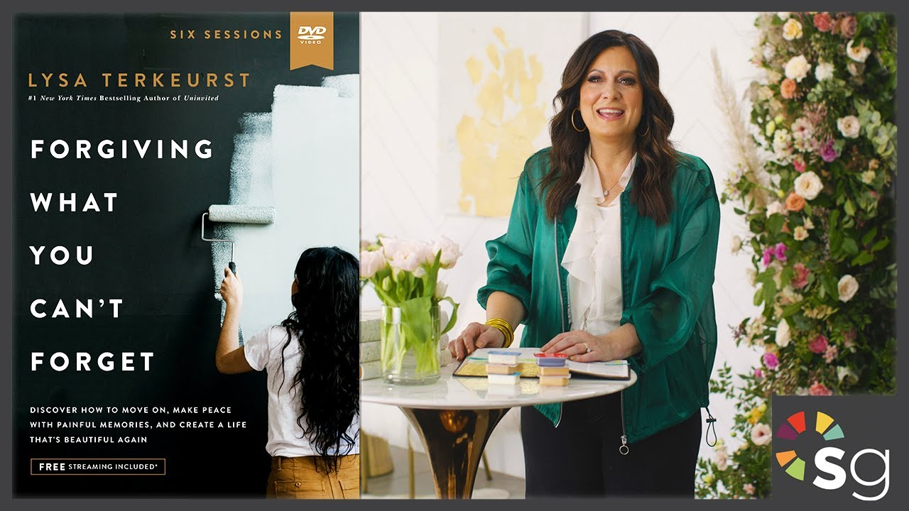 Forgiving What You Can't Forget - Bible Study with Lysa Terkeurst - Promo