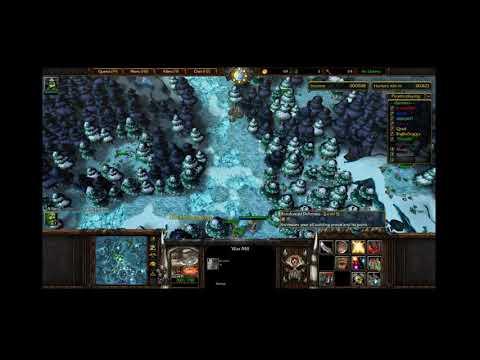 WarCraft 3 Farmer Vs Hunter #460