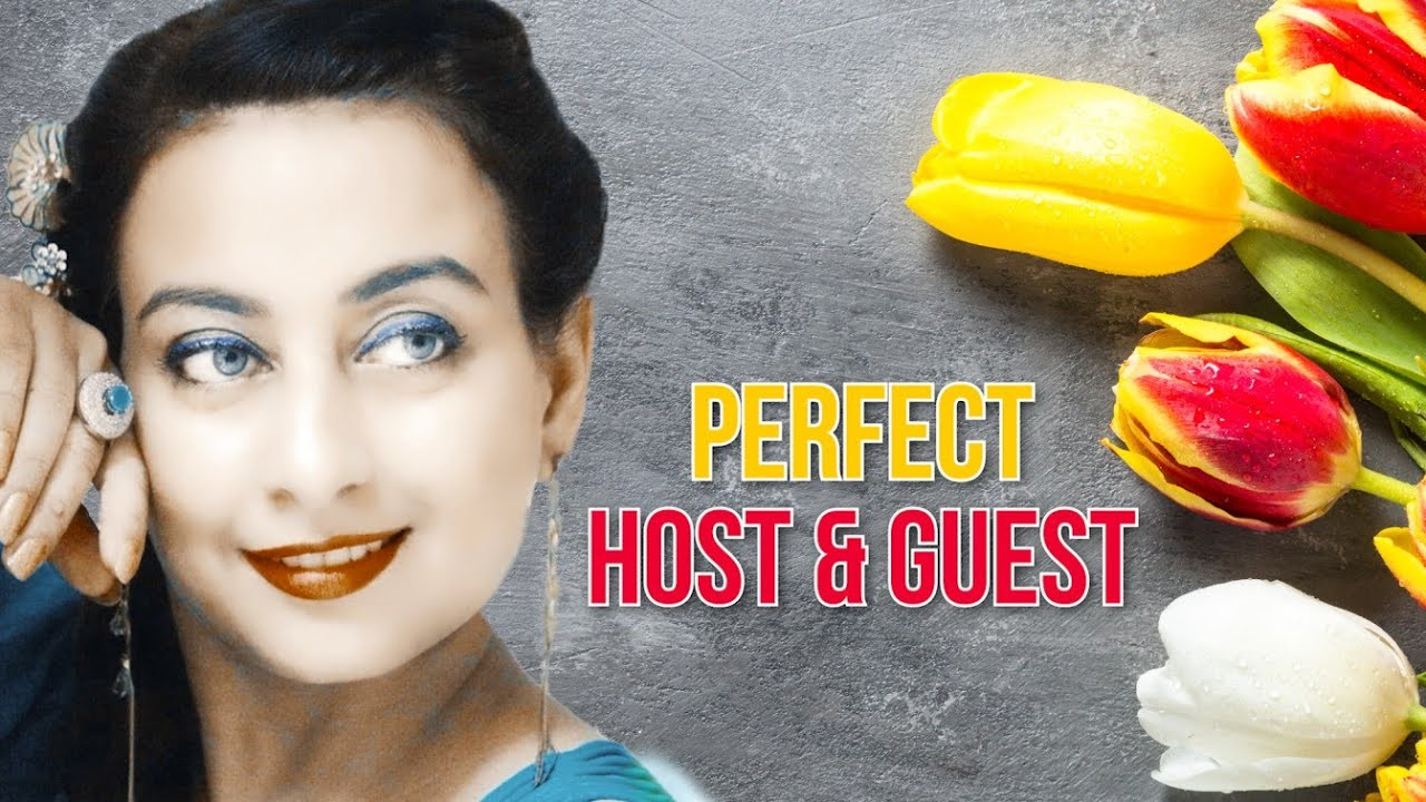Perfect Host and Guest | Pink Talk | Nidhi Bakshi