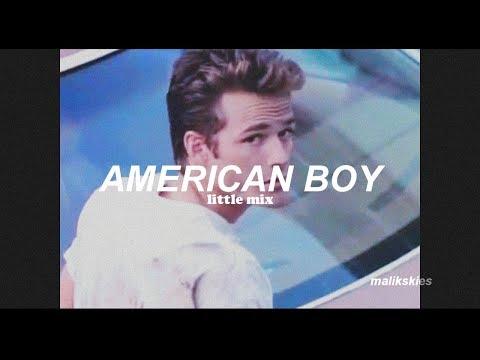 Little Mix - American Boy (Traducida Al Español)