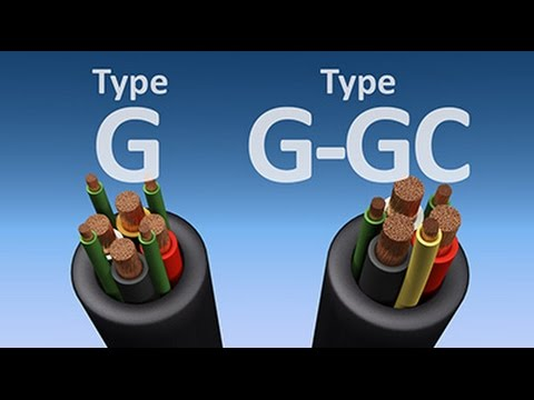 Type G and Type G-GC Cable: Allied Wire & Cable Product Spotlight ...