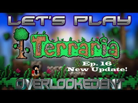 "BamVille! Ep.16 ""New Update!"" - Terraria Xbox 360 - [Let"