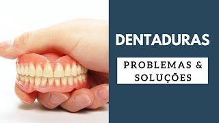 1. Os Principais Problemas das Dentaduras e Como Resolver