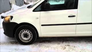 Volkswagen Caddy (2011г) Душевный обзор, тест - драйв.