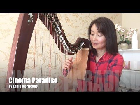 Cinema Paradiso By Ennio Morricone (Harp Cover 432hz)