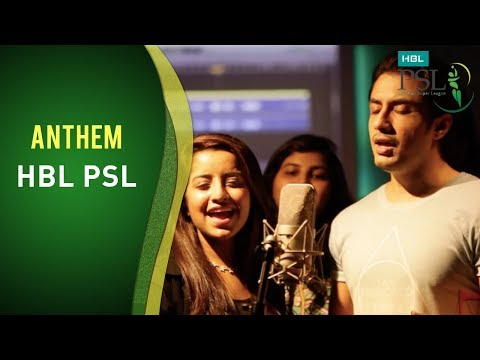 The making of HBL PSL's anthem - Ab Khel Ke Dikha by Ali Zafar thumbnail