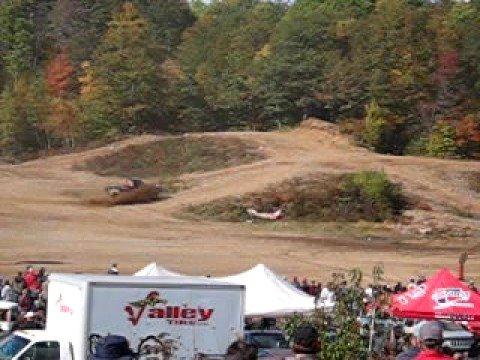 Steve Dennis Racing New Minas 2008 run#1