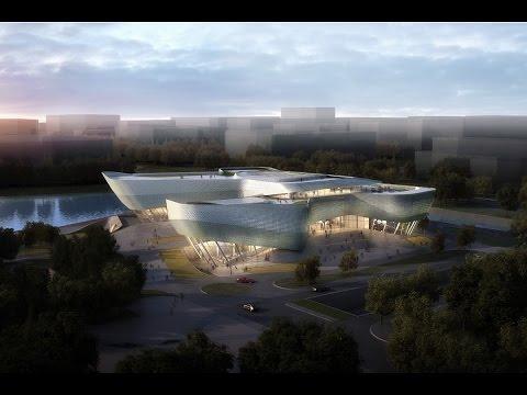 Ningbo - Urban Exhibition Center