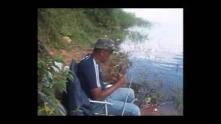 Pescaria na represa billings (lambari)