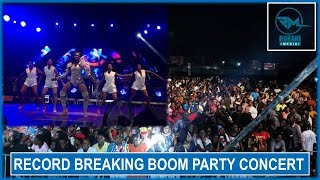 Boom Party Concert Live - Cindy Sanyu Full Performance !!!!!!!