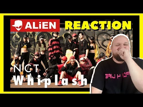 NCT 127 WHIPLASH DANCE COVER REACTION (WHOOO WEEE!!!)