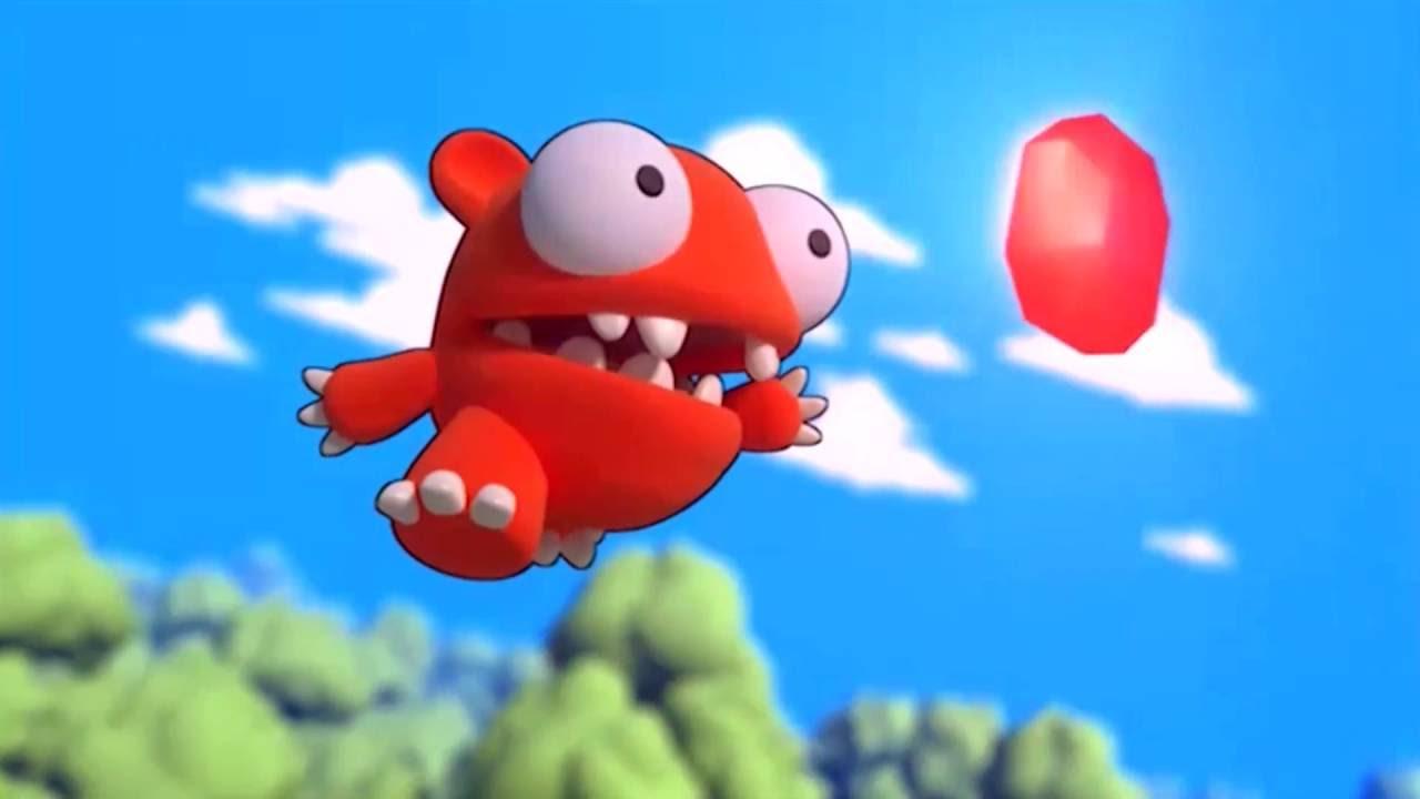 Игра для малышей мультфильм для детей Mega Run - YouTube