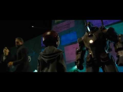 Best Moments of Iron Man 2: Little Kid Owns Iron Bots