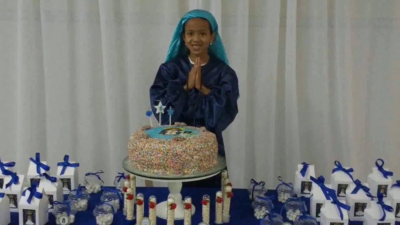 Festa De Nossa Senhora Aparecida: Aniversário Nossa Senhora Aparecida