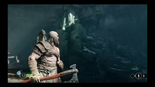 God of War part 6:  The witch