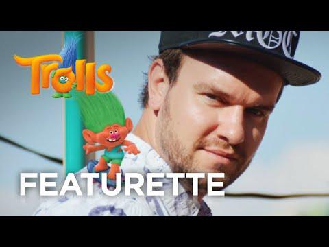 Trolls Dubbing Anders Hemmingsen Danmark Youtube