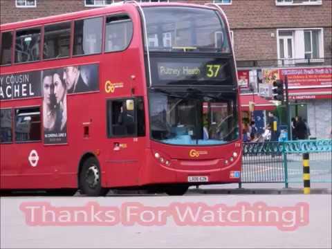 London Buses, Desternation Blinds