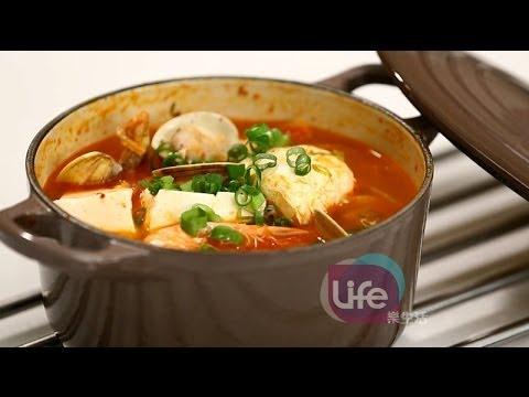 【泡菜食譜】-泡菜海鮮鍋