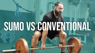 Sumo vs. Conventional Deadlifts *THE TRUTH* From National Deadlift Record-Holder, CJ McFarland