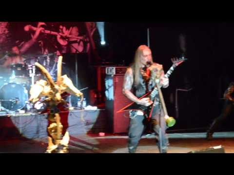 Belphegor - Bleeding Salvation + Intro \ Live at Carpathian Alliance 2014, Ukraine